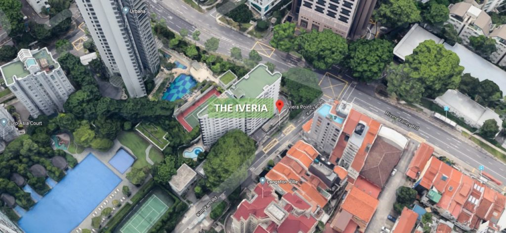About the iveria condo