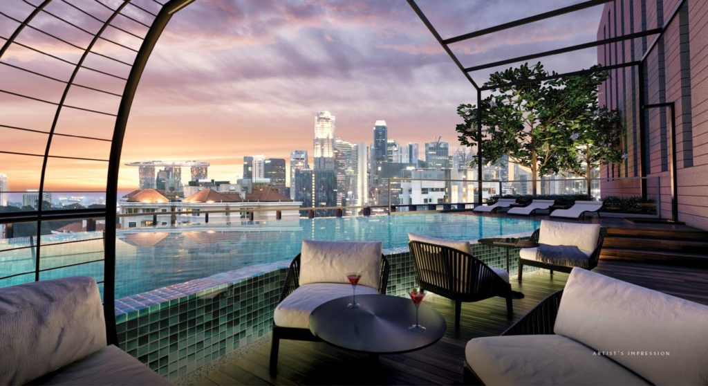 Stunning View from The Iveria Condo